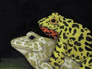 Horny Toads 3 by Leah Saulnier