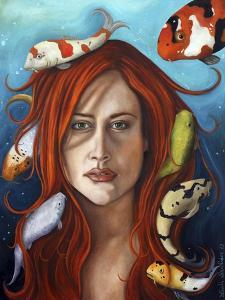 Koi by Leah Saulnier
