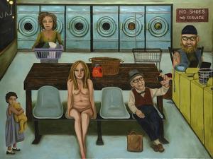 Laundryday 7 by Leah Saulnier