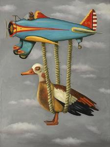 Lazy Bird by Leah Saulnier