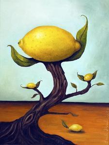 Lemon Tree Surreal by Leah Saulnier