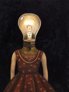 Light Headed 1 by Leah Saulnier