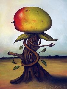 Mango Fruit Tree by Leah Saulnier