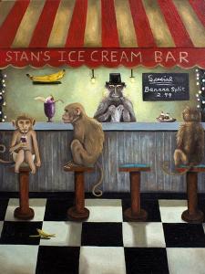 Monkey Business by Leah Saulnier