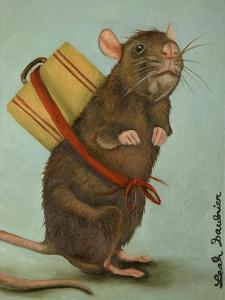 Pack Rat by Leah Saulnier