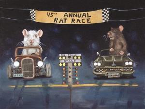 Rat Race 1 by Leah Saulnier
