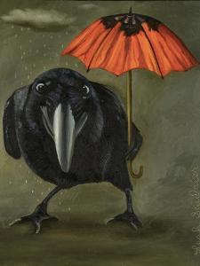 Ravens Rain 2 by Leah Saulnier