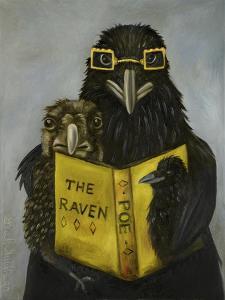 Ravens Read by Leah Saulnier