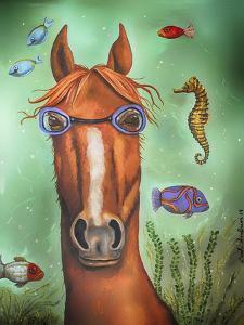 Sea Horse by Leah Saulnier