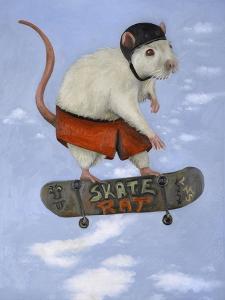Skate Rat Pro by Leah Saulnier