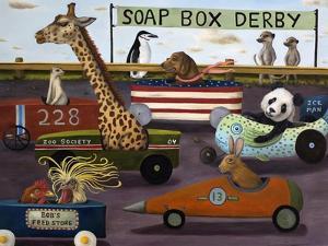 Soap Box Derby by Leah Saulnier