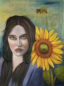 Sunflower by Leah Saulnier