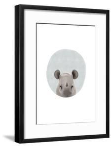 Baby Rhino by Leah Straatsma