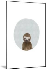 Baby Sloth by Leah Straatsma