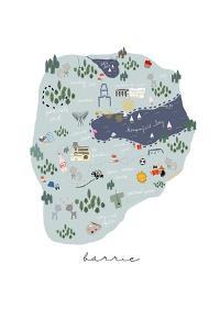Barrie Print by Leah Straatsma