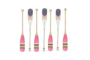 Cottage Paddles by Leah Straatsma