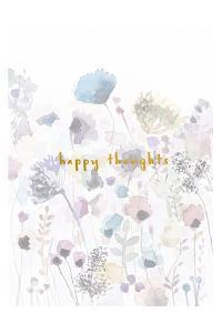 Happy Thoughts by Leah Straatsma