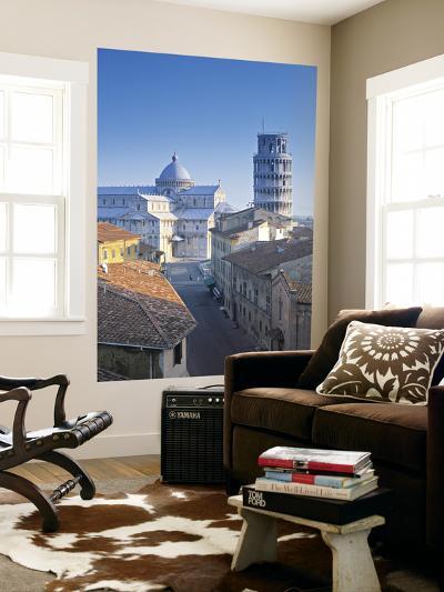 Leaning Tower of Pisa, Italy-Peter Adams-Giant Art Print