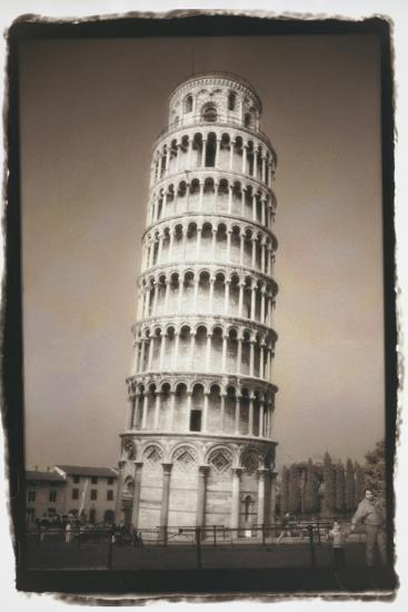 Leaning Tower of Pisa-Theo Westenberger-Photographic Print