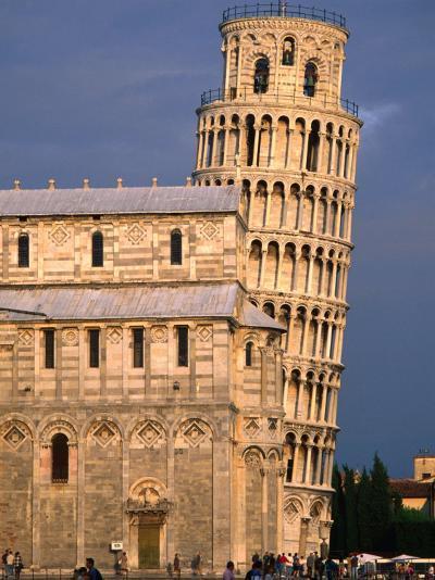 Leaning Tower, Pisa, Italy-John Elk III-Photographic Print