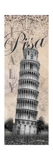 Leaning Tower-Todd Williams-Photographic Print
