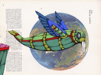 Leap of Faith-Ric Stultz-Giclee Print
