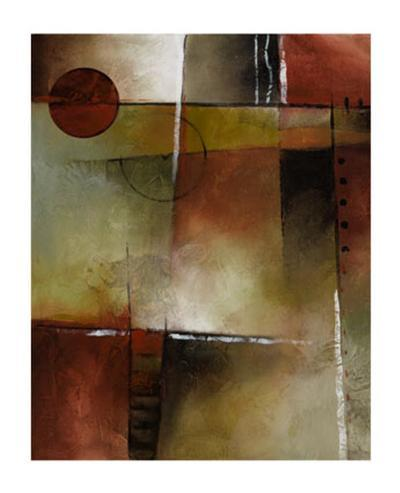 Leather I-Michael King-Collectable Print