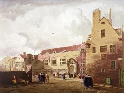 Leathersellers' Hall, Little St Helen'S, City of London, 1871--Giclee Print