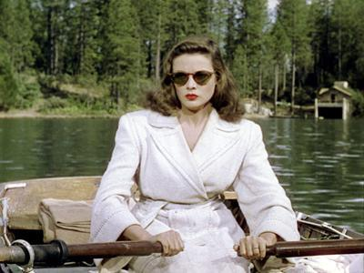 Leave Her To Heaven, Gene Tierney, 1945