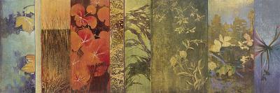 Leaves Alive-Georgie-Giclee Print