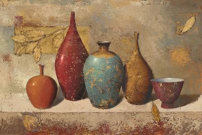 Leaves and Vessels-James Wiens-Art Print