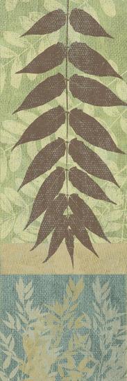 Leaves II-Erin Clark-Giclee Print