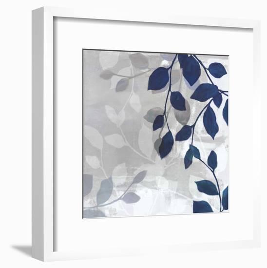 Leaves in the Mist I-Tandi Venter-Framed Giclee Print