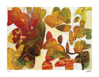 Leaves of Fall-Liz Barber-Giclee Print
