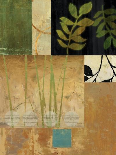 Leaves of Green II-Andrew Michaels-Art Print