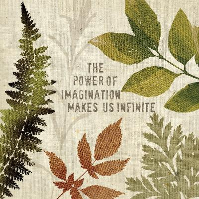 Leaves of Inspiration II-Sarah Mousseau-Art Print