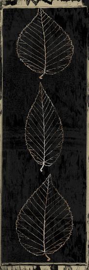 Leaves Pile-Sheldon Lewis-Art Print