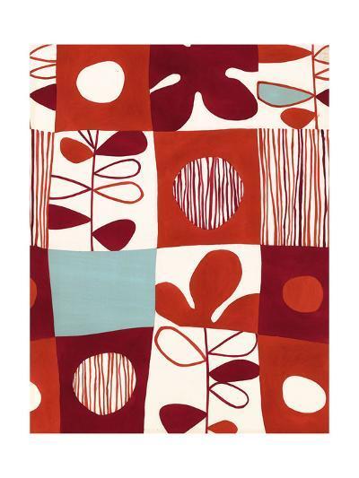 Leaves--Art Print
