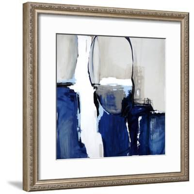 Leaving at Midnight-Sydney Edmiunds-Framed Premium Giclee Print
