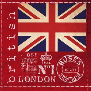 Britain - Square by Lebens Art
