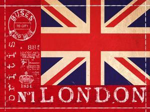Britain by Lebens Art