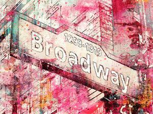 Broadway by Lebens Art