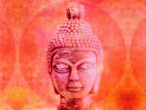 Buddha 2 by Lebens Art
