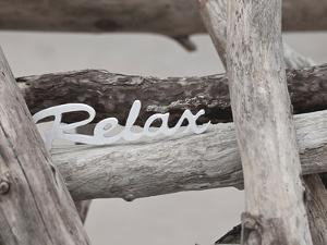 Relax At The Beach by Lebens Art