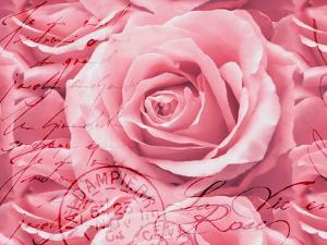 Romantic Rose by Lebens Art