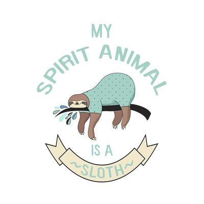Sloth Spirit Animal