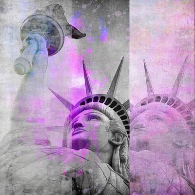 Statue Of Liberty - Square