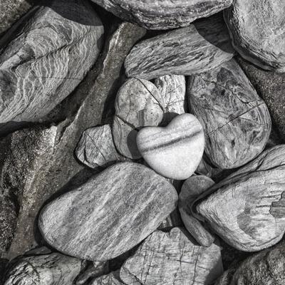 Stone Heart 2 - Square