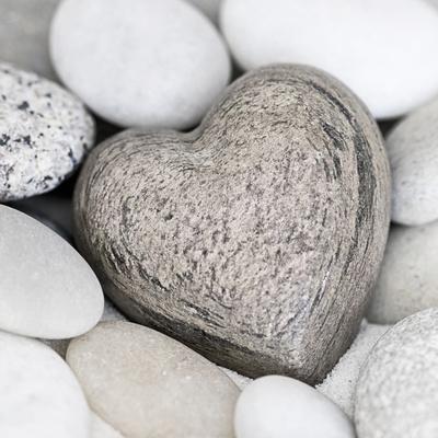 Stone Heart - Square