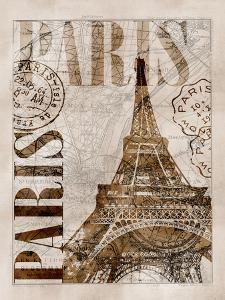 Vintage Paris by Lebens Art
